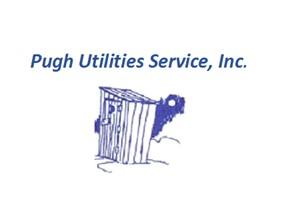 pugh ultilities service logo