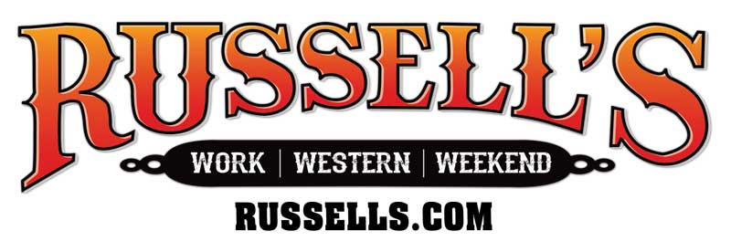 Russells Western Wear logo