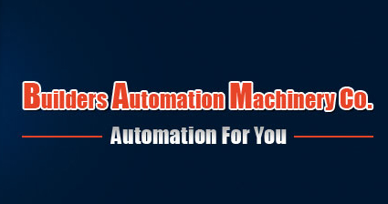 Builders Automation Machinery Co. logo