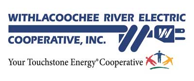 withlacoochee river electric logo