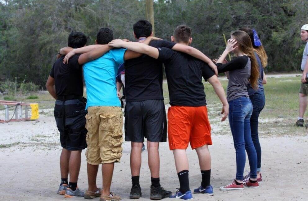 Grief Services - Grief Camp Volunteer Opportunities